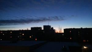 city sleeps
