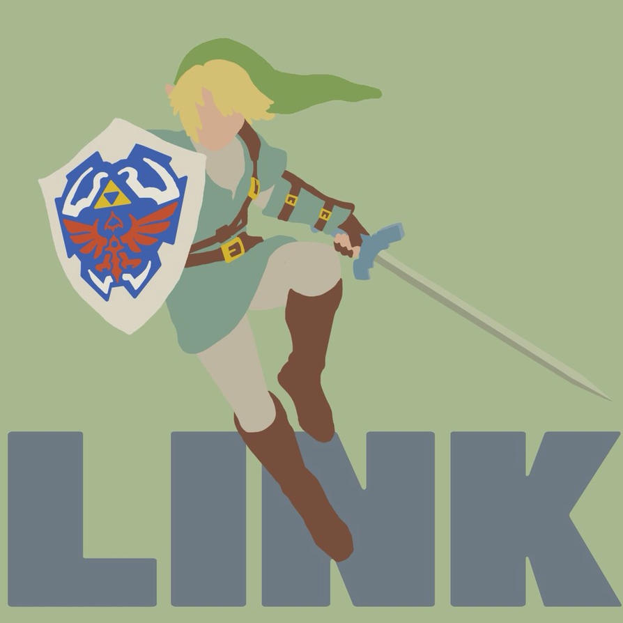 Simplistic Link by Gerg280