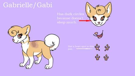 Gabi Reference 2019(English) by Wolf-of-Christmas