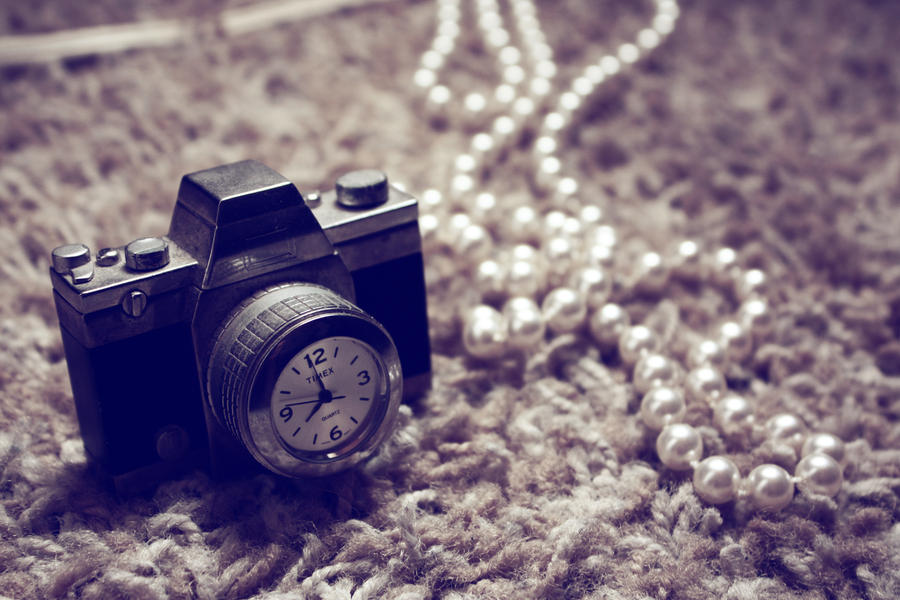 Vintage clock 4 by blueangel676Vintage Clock Photography
