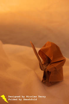 Origami Jedi