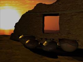 Hopi ruins
