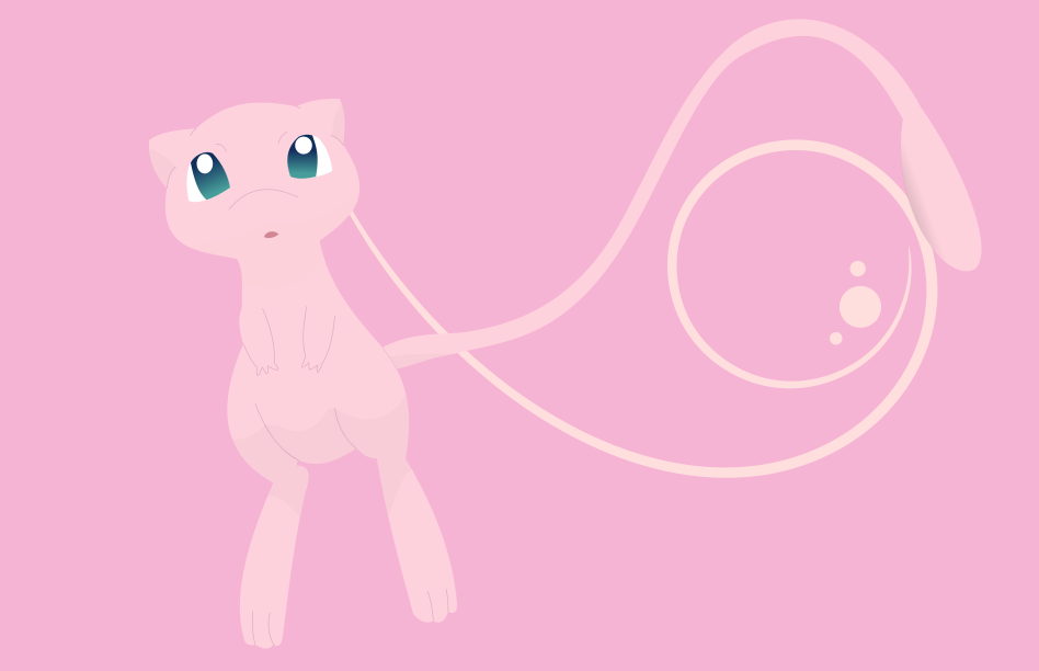 Mew by Rmage76