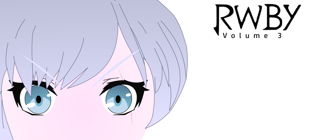 Weiss RWBY Header by Rmage76