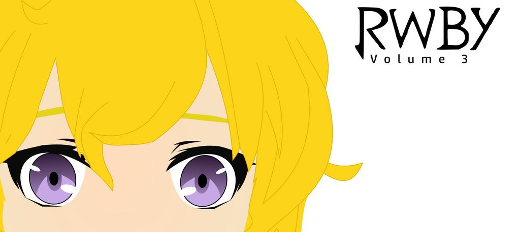 Yang RWBY Header by Rmage76