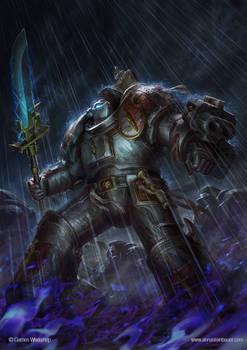 WH40k Grey Knights Codex Cover