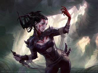 MtG Bloodbond Vampire