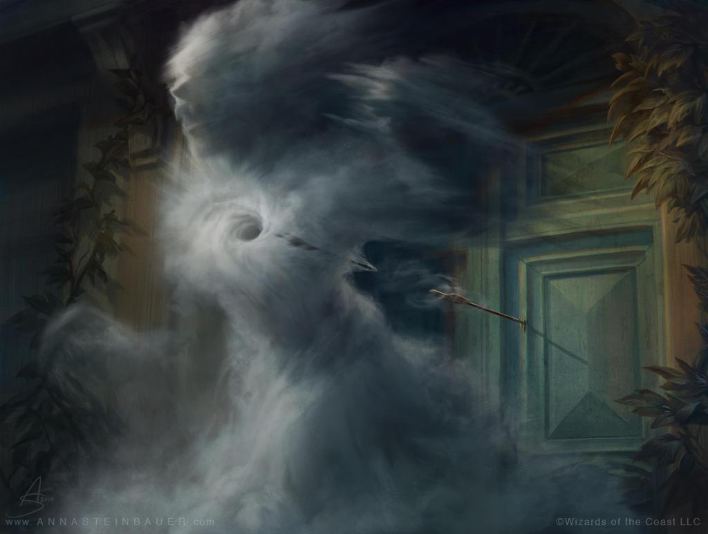 MtG Insidious Mist by depingo