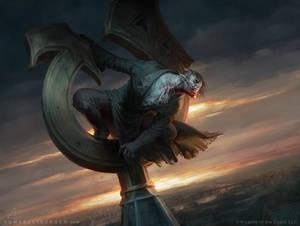 MtG Ravenous Bloodseeker