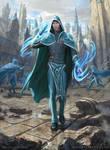 MtG - Jace, Wielder of Mysteries