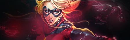 Ms. Marvel by chibisrock