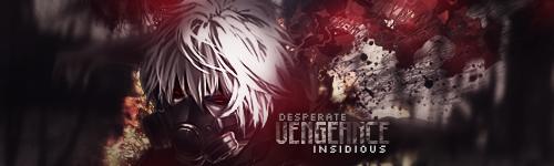 Desperate Vengeance by chibisrock