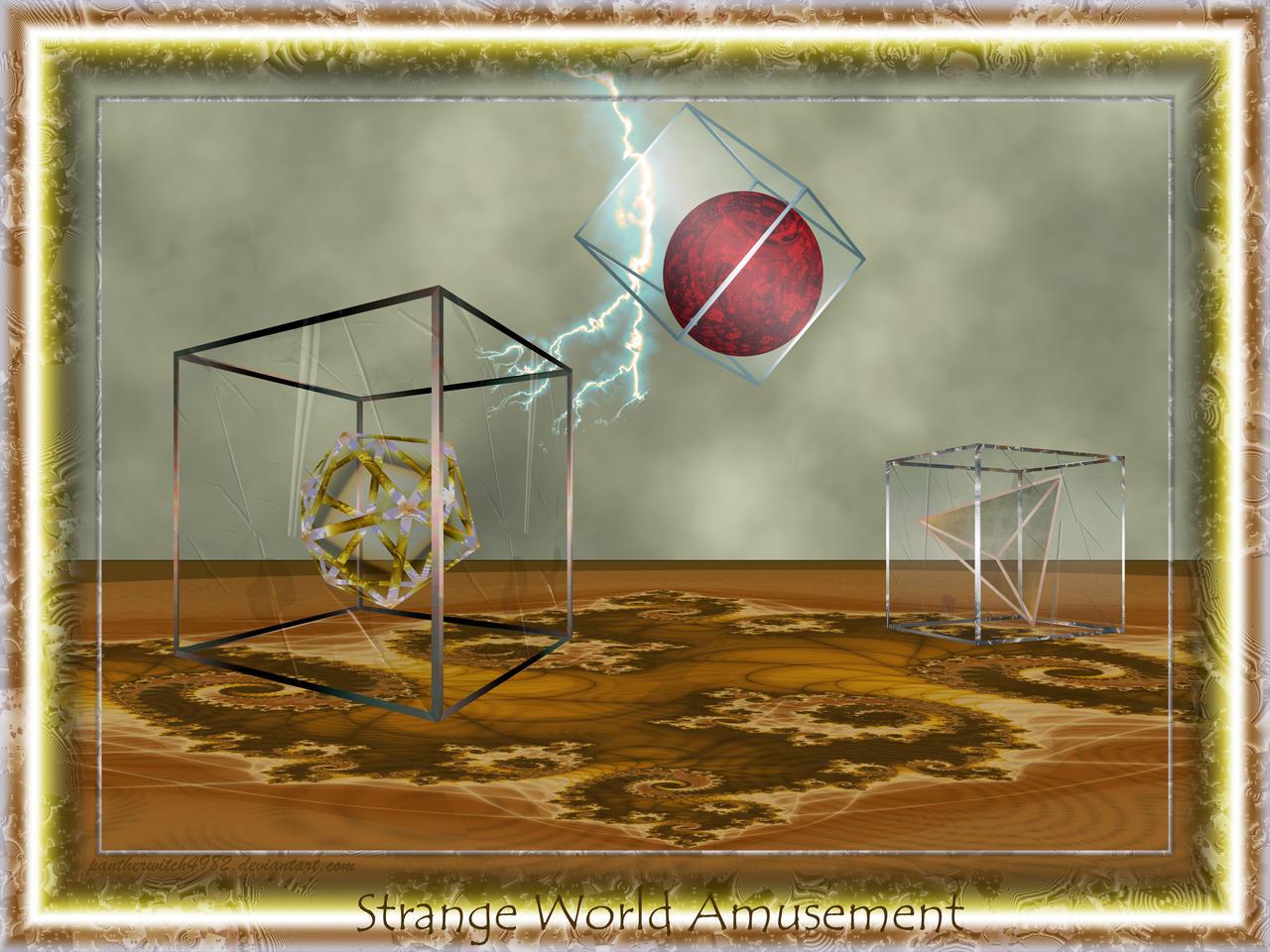 Strange World Amusement by pantherwitch4982