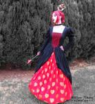 Red Queen Cosplay (Alice in Wonderland)