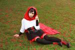 Ruby Rose Cosplay (RWBY)
