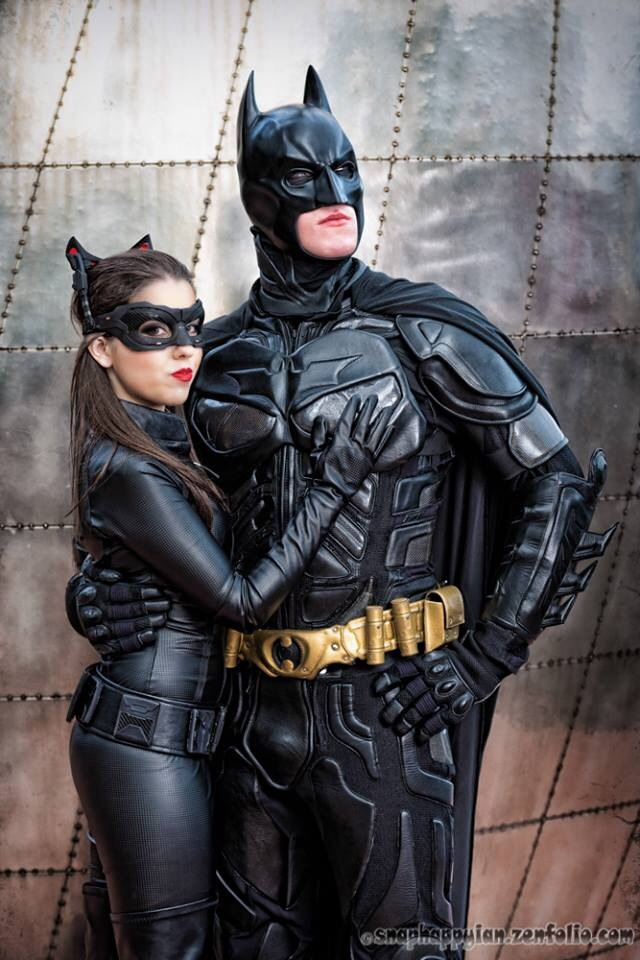 THE DARK KNIGHT RISES - Batman and Catwoman by Staceyleeh ...