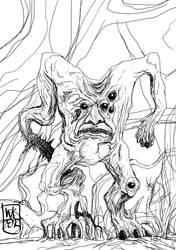 Troll 1 by Krzyminski