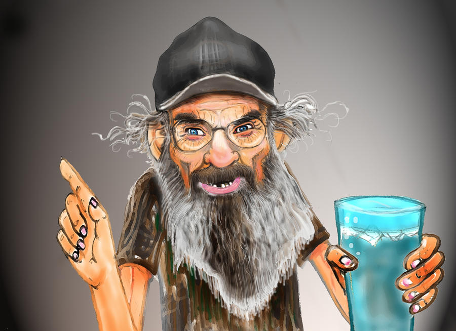Uncle Si Robertson Duck Dynasty