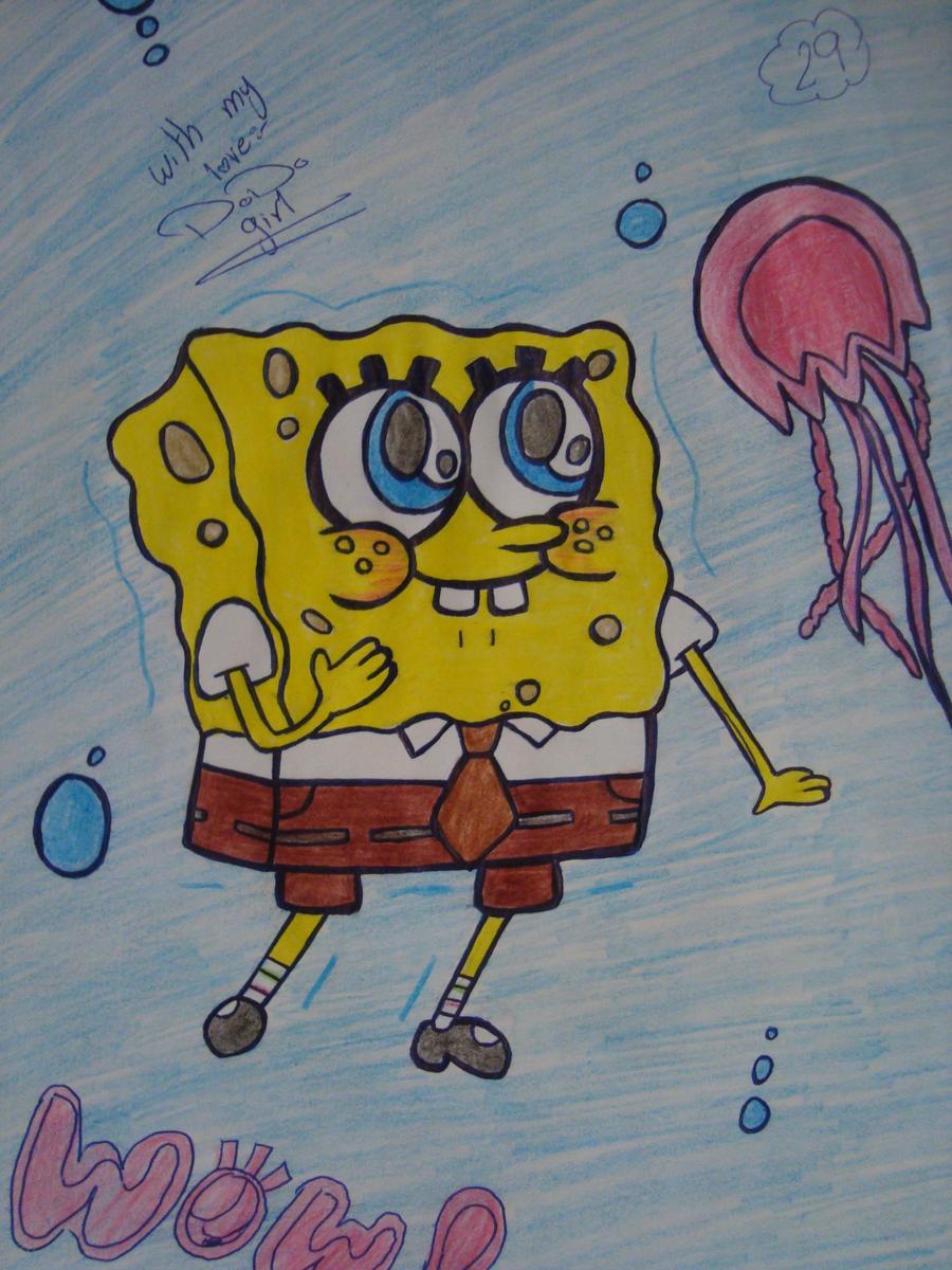 sponge_bob by Dody-angel