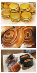 Food Paintings #1 by marquerbun
