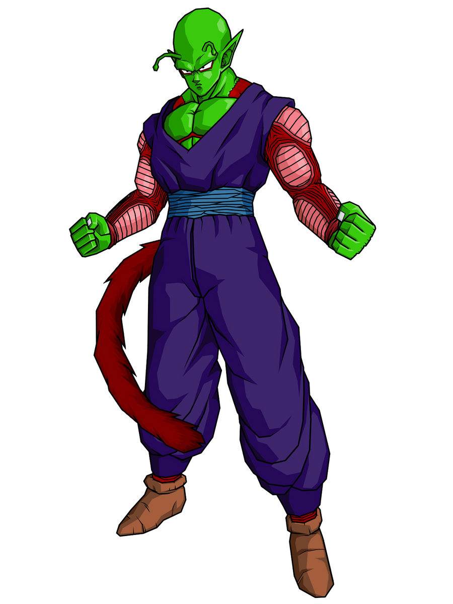 SSJ4 Piccolo By Brolyeuphyfusion9500 On DeviantArt