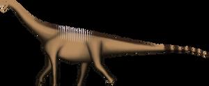 Turiasaurus riodevensis by SpinoInWonderland