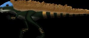 Pegomastax africanus
