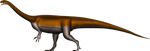 Glacialisaurus hammeri by SpinoInWonderland