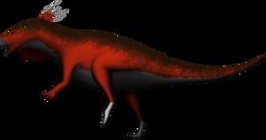 Draconyx loureiroi