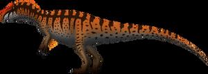 Allosaurus europaeus by SpinoInWonderland