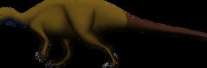 Uteodon aphanoecotos by SpinoInWonderland