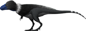 Bistahieversor sealeyi by SpinoInWonderland
