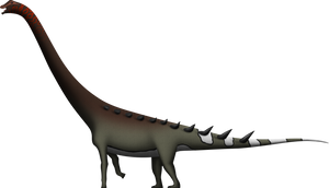 Xinghesaurus by SpinoInWonderland