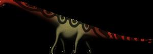 Mamenchisaurus constructus by SpinoInWonderland