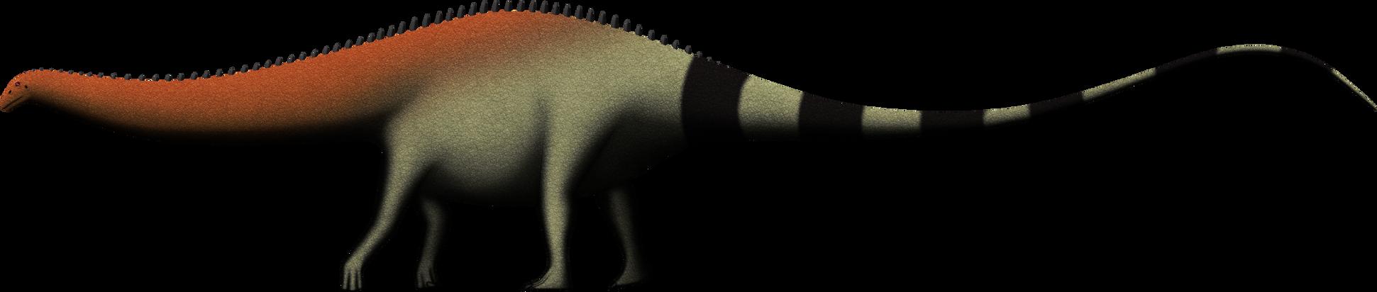 Brontosaurus yahnahpin by SpinoInWonderland