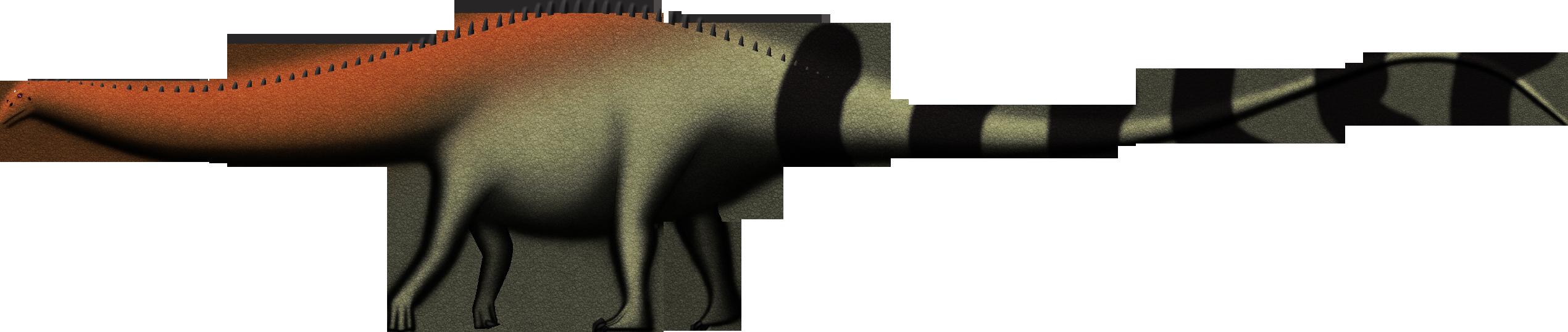 Brontosaurus yahnahpin