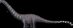 Supersaurus vivianae by SpinoInWonderland