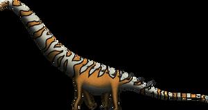 Dreadnoughtus schrani by SpinoInWonderland