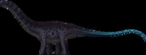Apatosaurus ajax by SpinoInWonderland