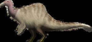 Deinocheirus mirificus by SpinoInWonderland