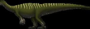 Plateosaurus engelhardti by SpinoInWonderland