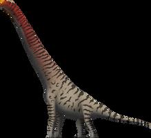 Giraffatitan brancai by SpinoInWonderland