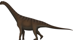 Camarasaurus lentus by SpinoInWonderland