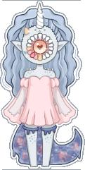 Doll for mothshrooms 1/3 by Sephiriah
