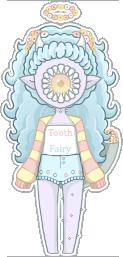 Doll for mothshrooms 2/3 by Sephiriah