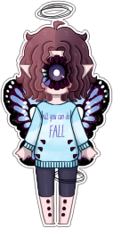 Doll for ImperfectImposter 1/2 by Sephiriah