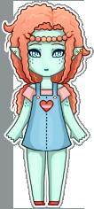 Doll for DestroyedChildhood by Sephiriah
