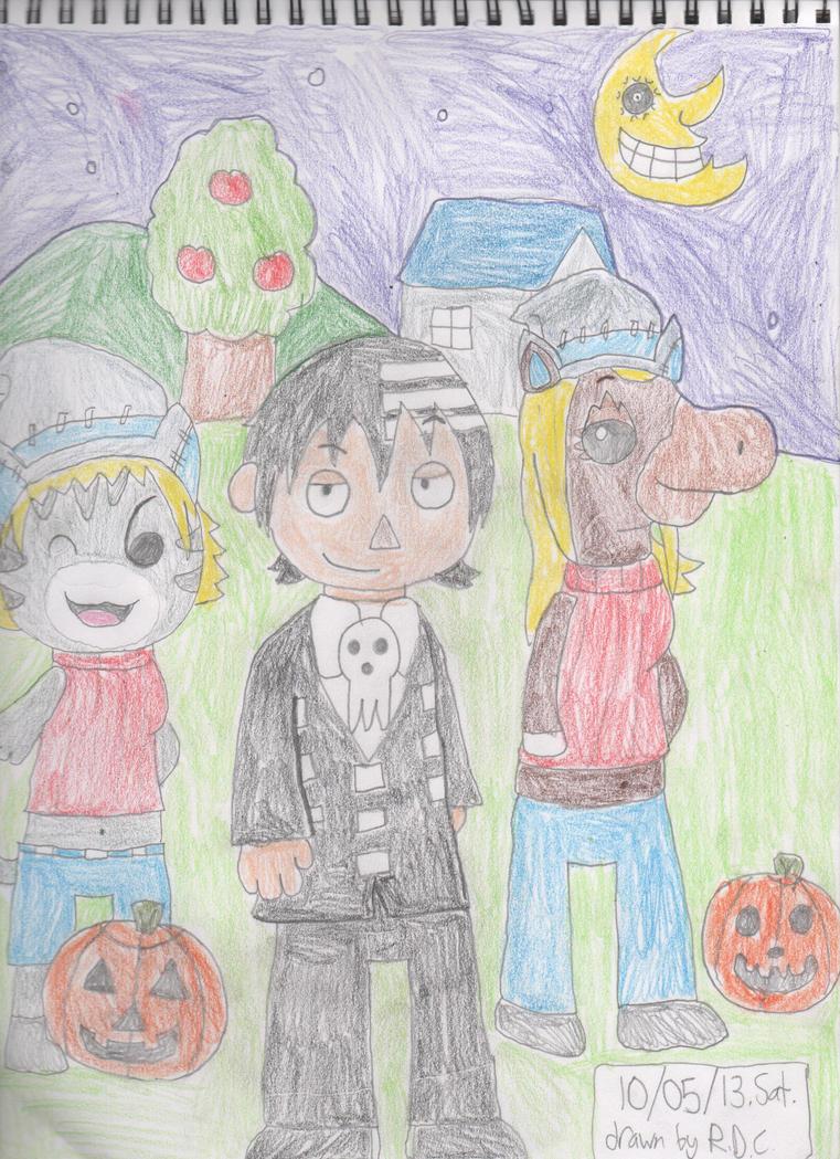 My Animal Crossing O.C.u0027s Halloween Costume by Fester1124 ...  sc 1 st  DeviantArt & My Animal Crossing O.C.u0027s Halloween Costume by Fester1124 on DeviantArt