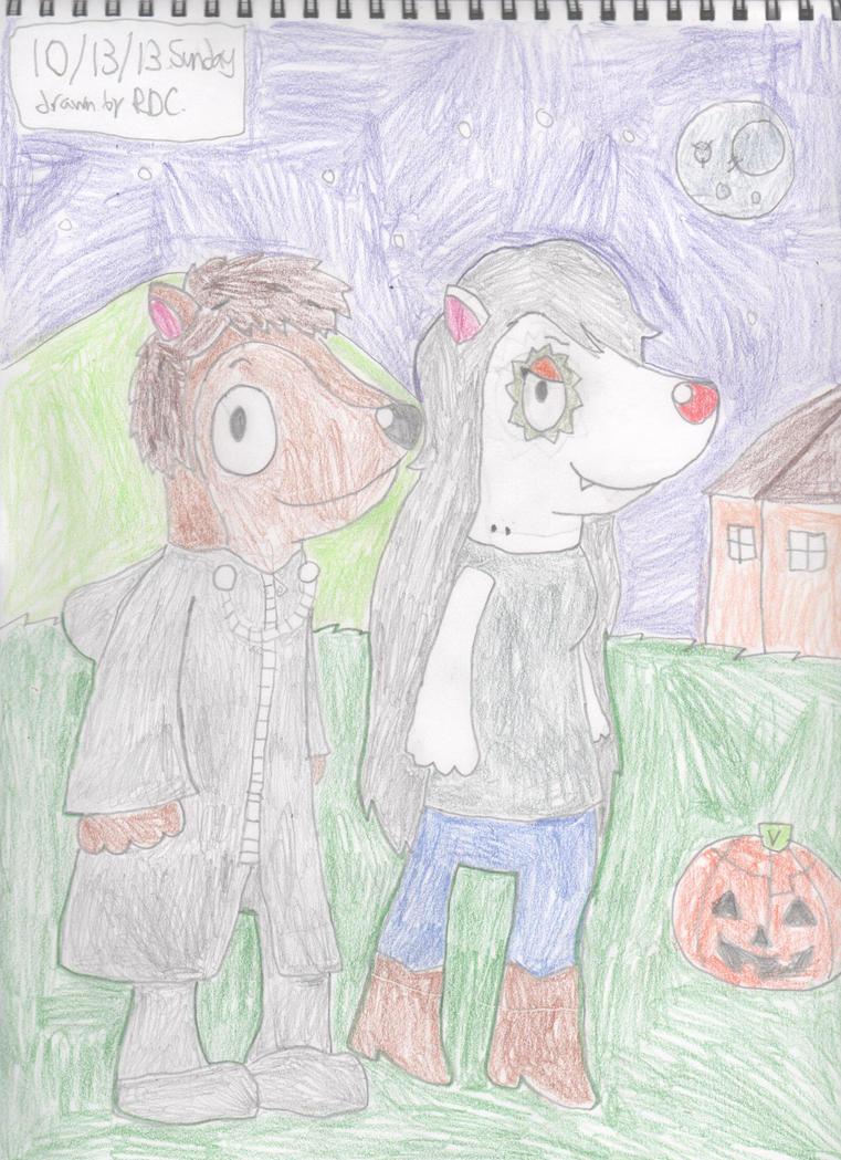 My 2nd Animal Crossing O.Cu0027s Halloween Costume by Fester1124 ...  sc 1 st  Fester1124 - DeviantArt & My 2nd Animal Crossing O.Cu0027s Halloween Costume by Fester1124 on ...