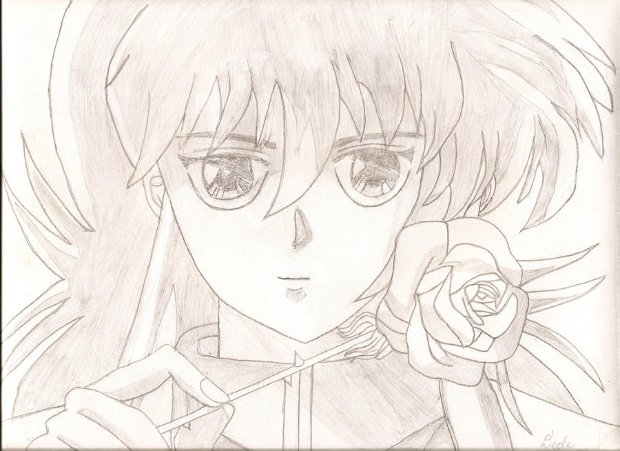 Kurama by MassEffectGirl19